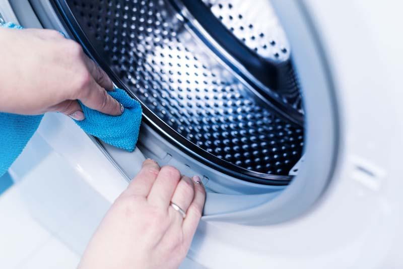 洗濯槽の掃除方法