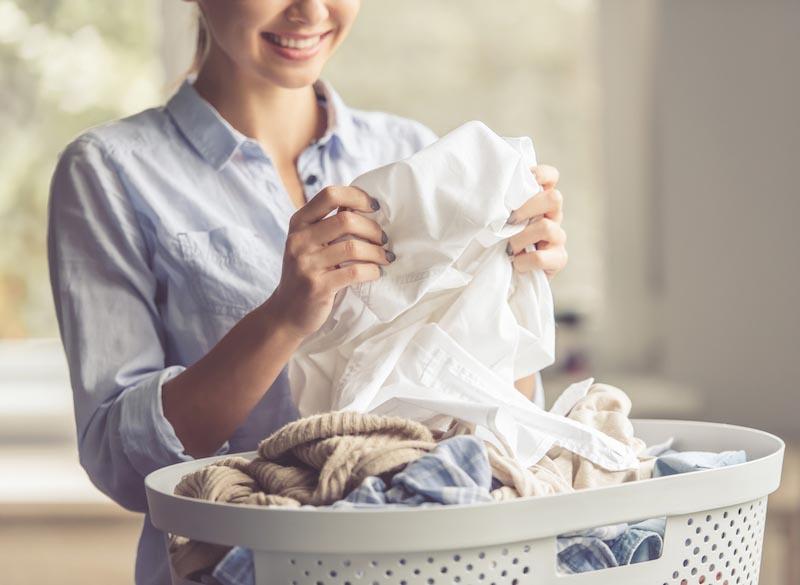 生乾きの匂いを防ぐ洗い方